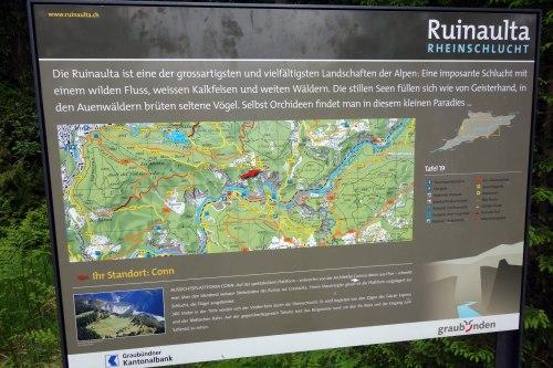 The Rhine gorge