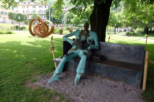 permanent sculpture