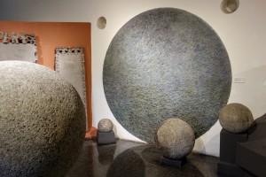 pre-columbian spheres