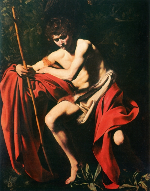 Caravaggio_Baptist_Nelson-Atkins_Museum_of_Art,_Kansas_City