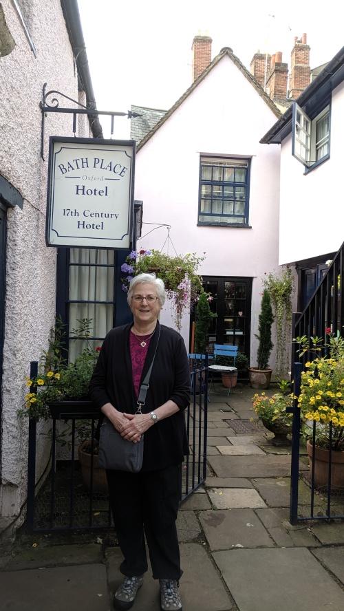 Bath Place Hotel