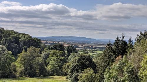 Kiftsgate view